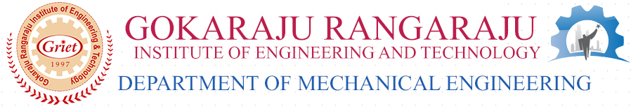Department of Mechanical Engineering