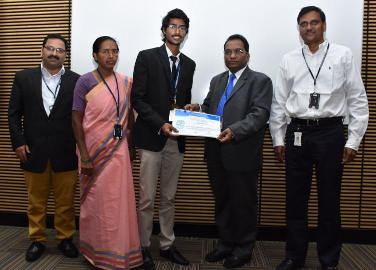 TCS Award